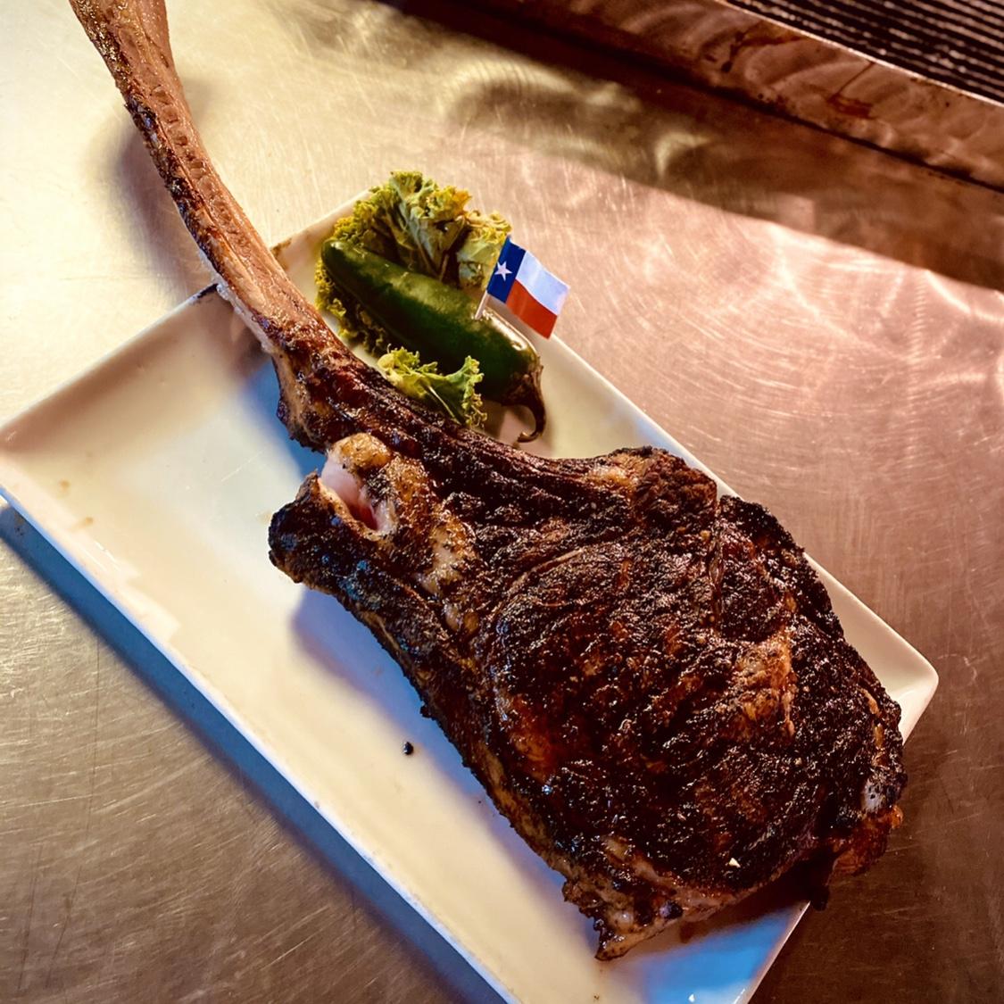 Amarillo Texas Restaurant Tomahawk Big Texan