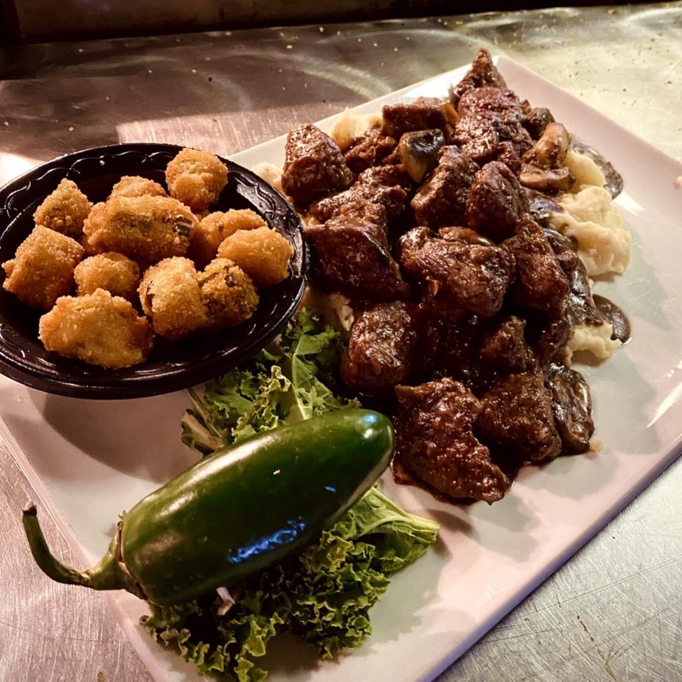 Amarillo Texas Restaurant Beef Tips Big Texan